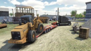 Truck and Logistics Simulator Free Download Repack-Games