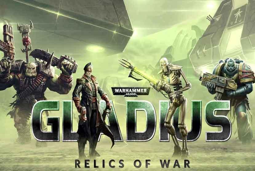 Warhammer 40000 Gladius Relics of War Free Download Torrent Repack-Games