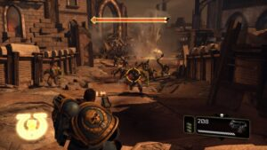 Warhammer 40,000 Space Marine Free Download Repack-Games