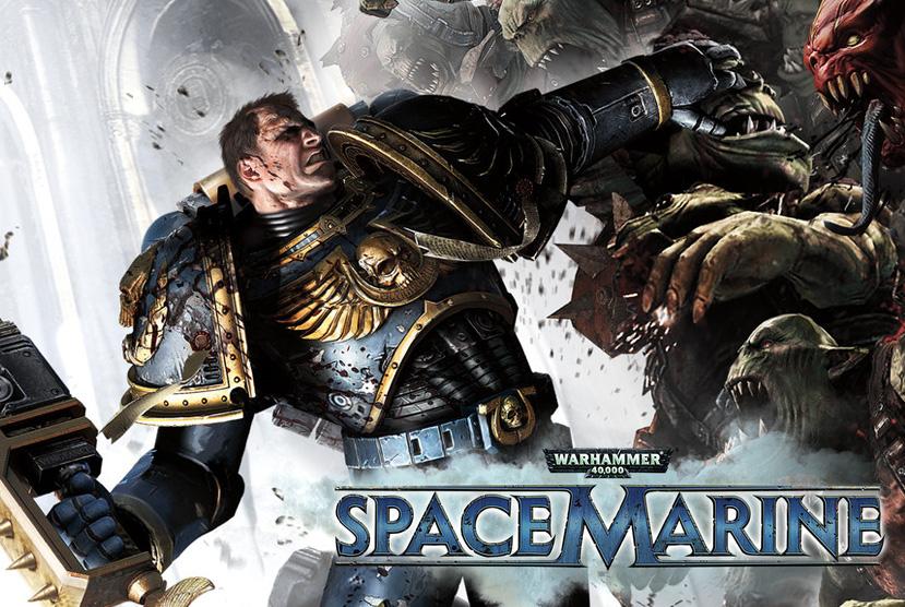 Warhammer 40,000 Space Marine Repack-Games