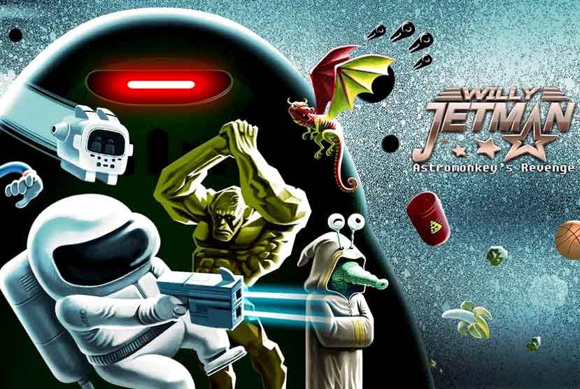 Willy Jetman Astromonkeys Revenge Free Download Torrent Repack-Games
