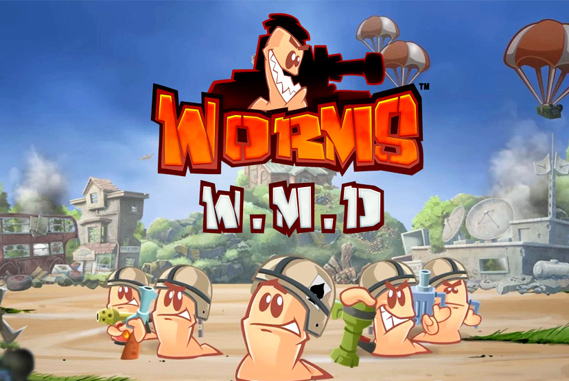 Worms W M D Free Download Torrent Repack-Games