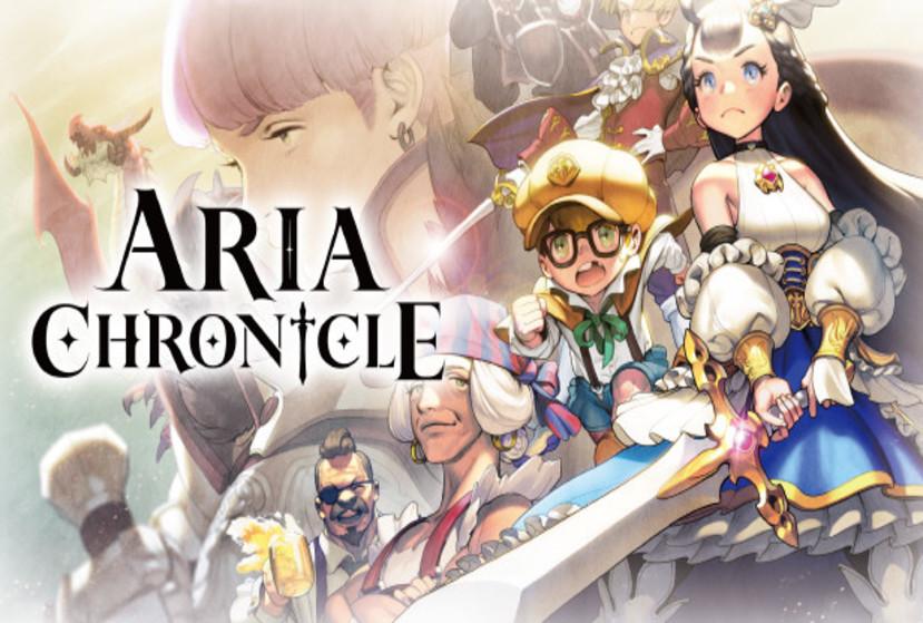 ARIA CHRONICLE Repack-Games