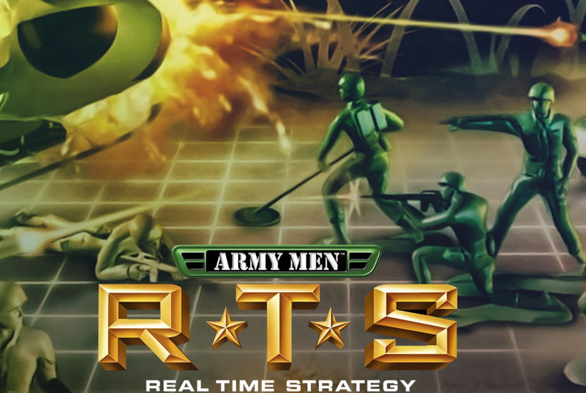 Army Men RTS Free Download Repack-Games.com