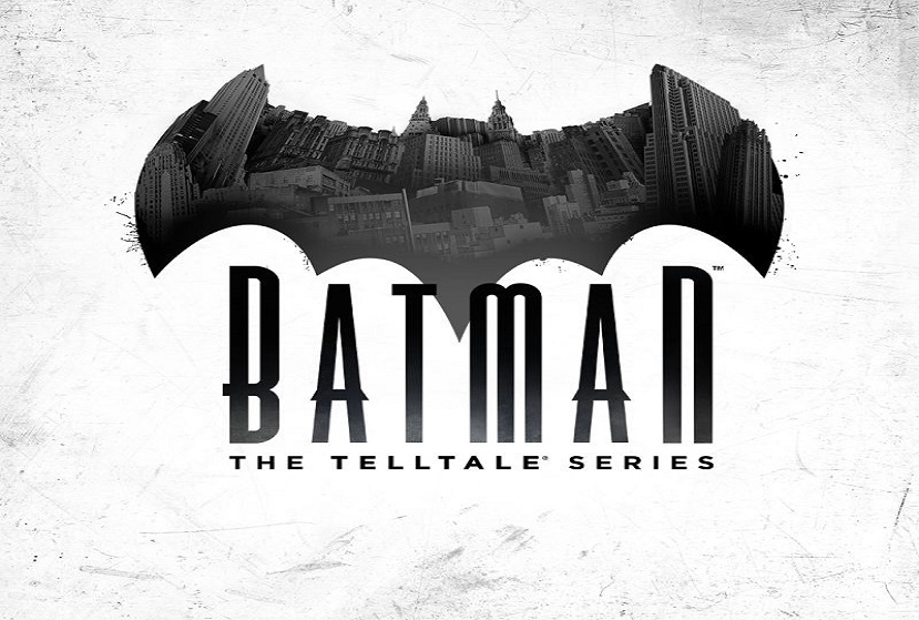 Batman Telltale Series Repack-Games