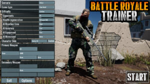 Battle Royale Trainer Free Download Repack-Games