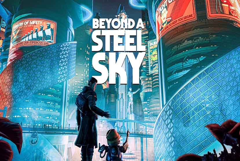Beyond a Steel Sky Free Download Torrent Repack-Games