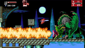 Bloodstained Curse of the Moon 2 Free Download Crack Repack-Games