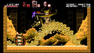 Bloodstained Curse of the Moon Free Download Crack Repack-Games