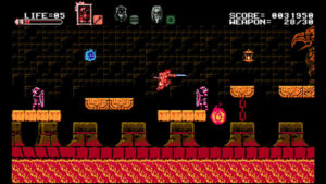 Bloodstained Curse of the Moon Free Download Repack-Games