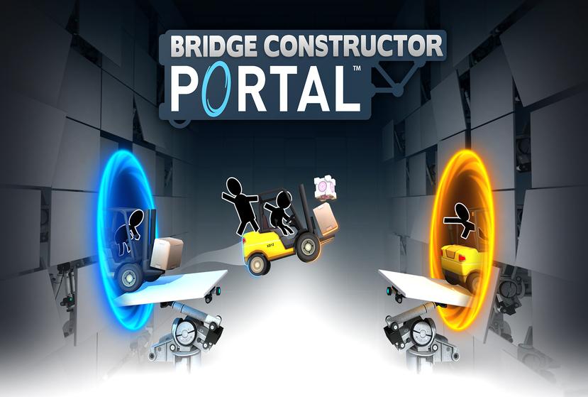 Bridge Constructor Portal Repack-Games