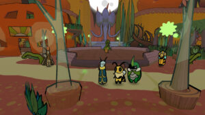 Bug Fables: The Everlasting Sapling Free Download Repack-Games