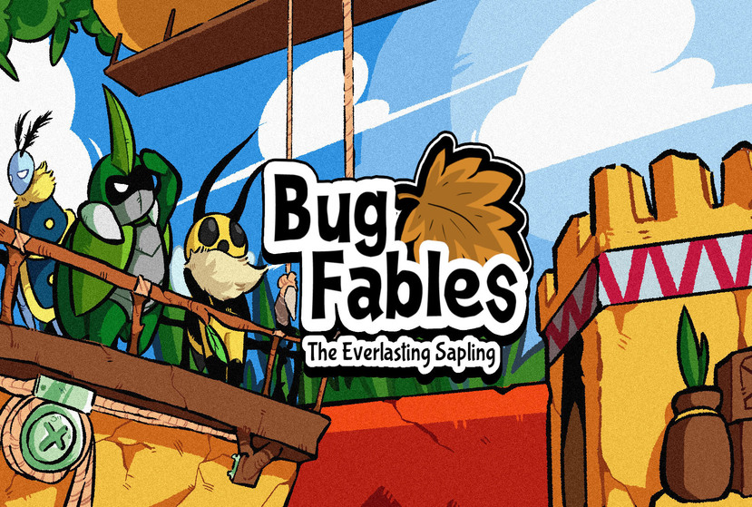 Bug Fables: The Everlasting Sapling Repack-Games
