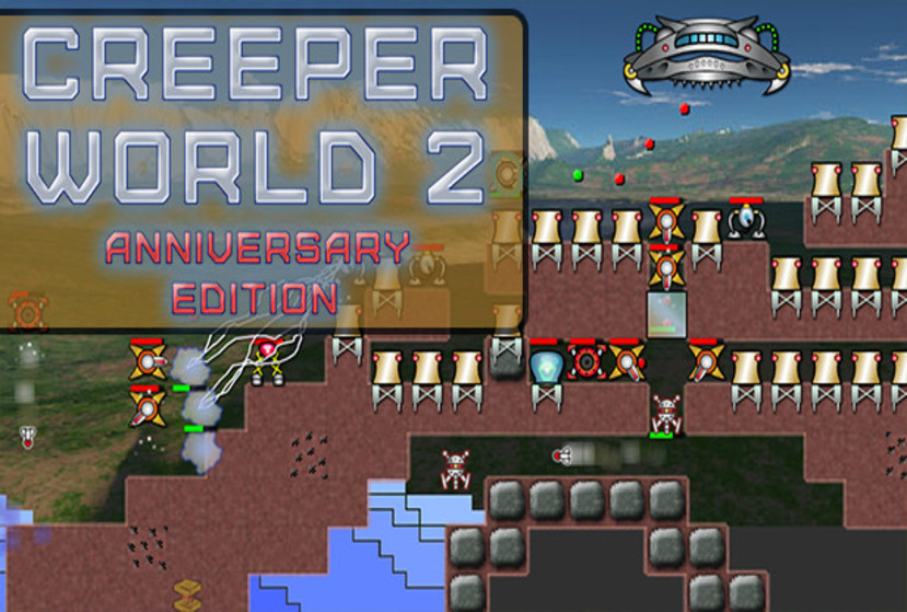 Creeper World 2 Repack-Games
