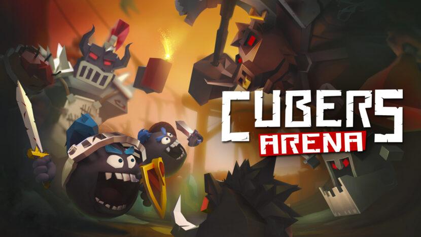 Cubers: Arena Repack-Games