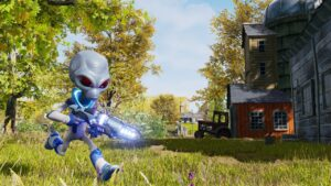 Destroy All Humans! Free Download Repack-Games