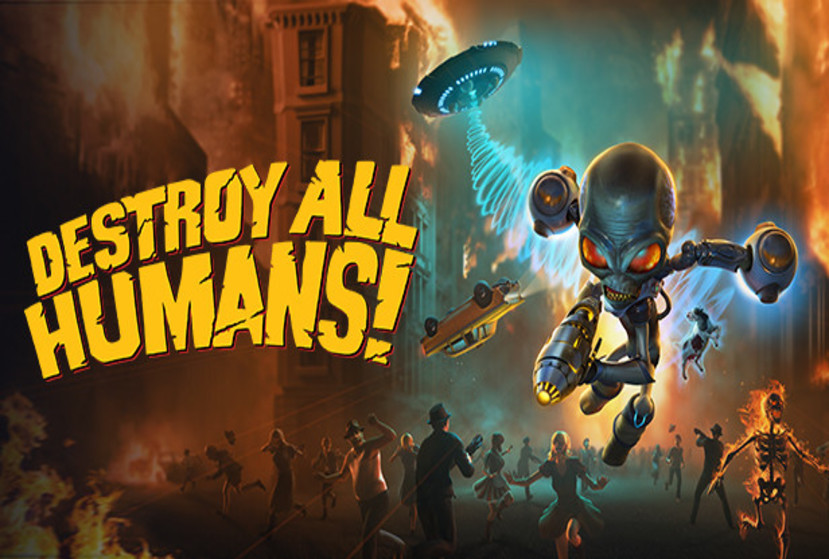 Destroy All Humans! Repack-Games