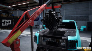 Diesel Brothers: Truck Building Simulator Free Download Repack-Games