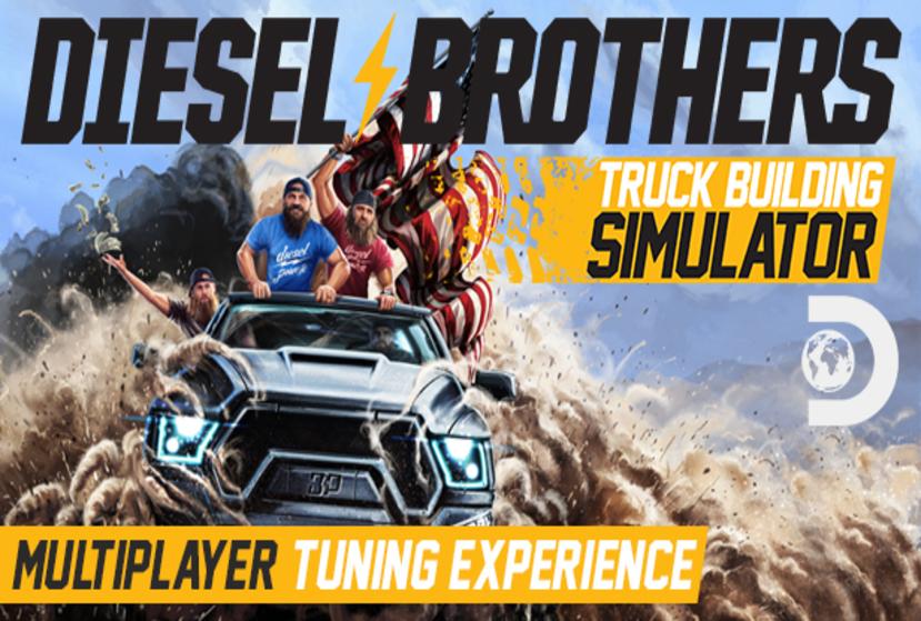 Diesel Brothers: Truck Building Simulator Repack-Games