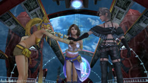 FINAL FANTASY X/X-2 HD Remaster Free Download Repack-Games