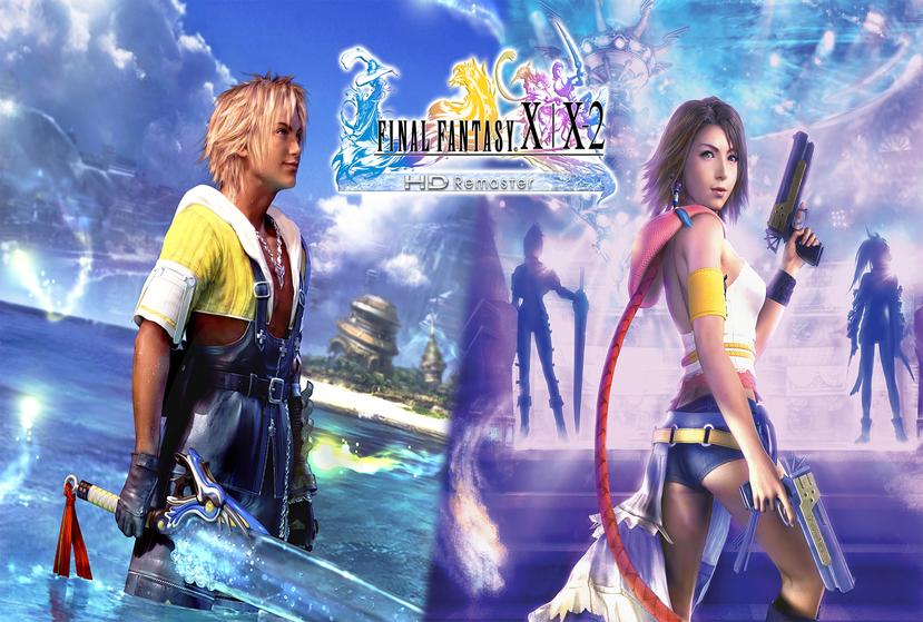 FINAL FANTASY X/X-2 HD Remaster Repack-Games