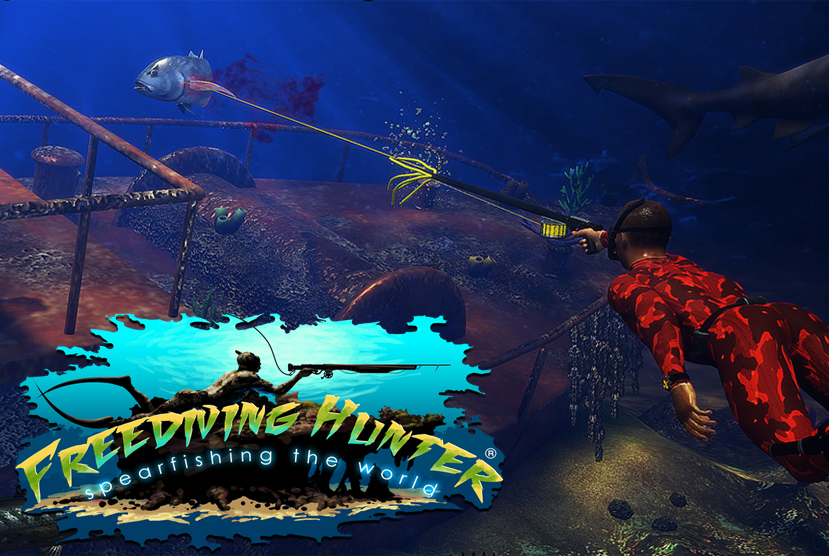 Freediving Hunter Spearfishing the World Repack-Games