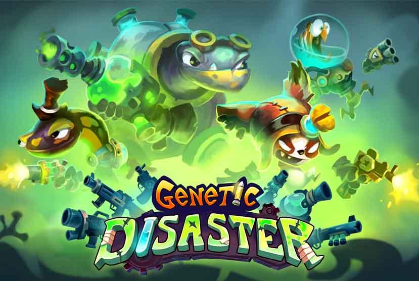 Genetic Disaster Free Download Torrent Repack-Games