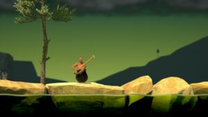 Getting Over It with Bennett Foddy Free Download Repack-Games