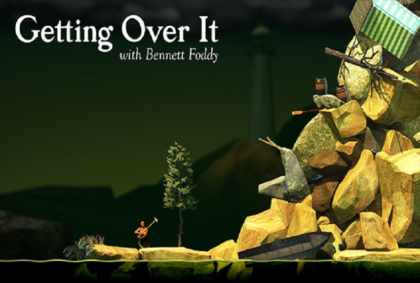 Getting Over It with Bennett Foddy Repack-Games