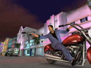 Grand Theft Auto Vice City Free Download Crack Repack-Games
