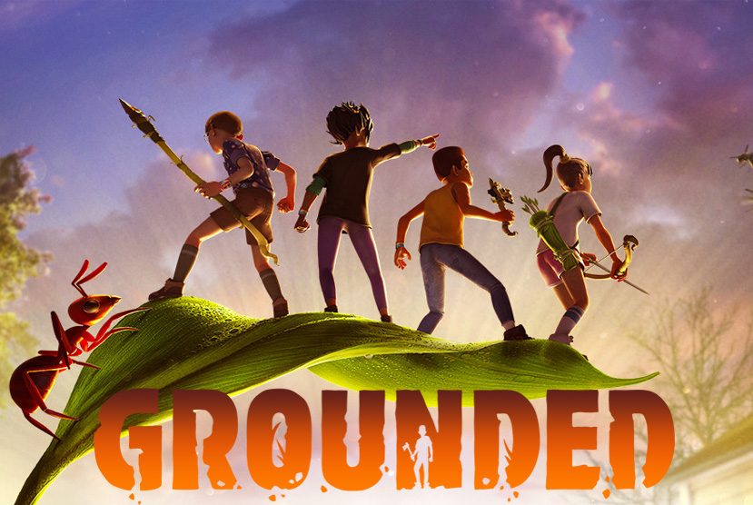 Grounded PC Game Free