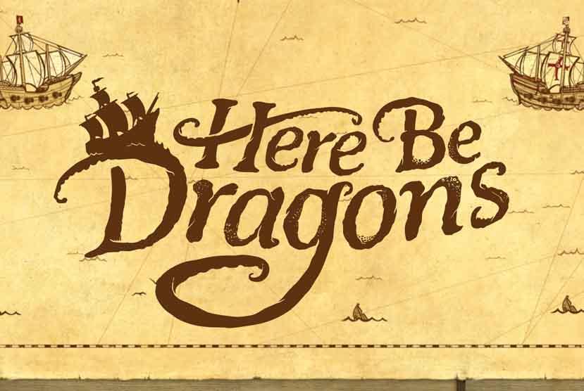 Here Be Dragons Free Download Torrent Repack-Games