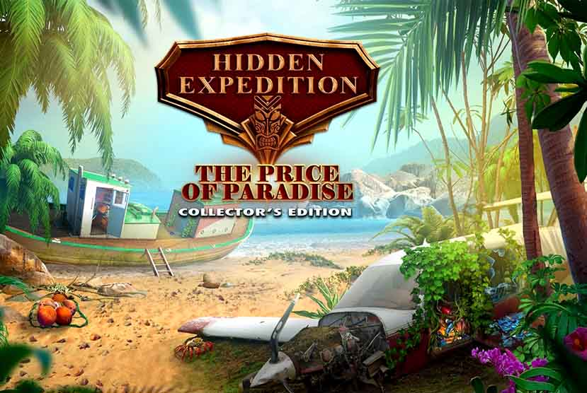 Hidden Expedition The Price of Paradise Collectors Edition Free Download Torrent Repack-Games