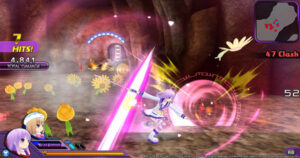 Hyperdimension Neptunia U Action Unleashed Free Download Crack Repack-Games