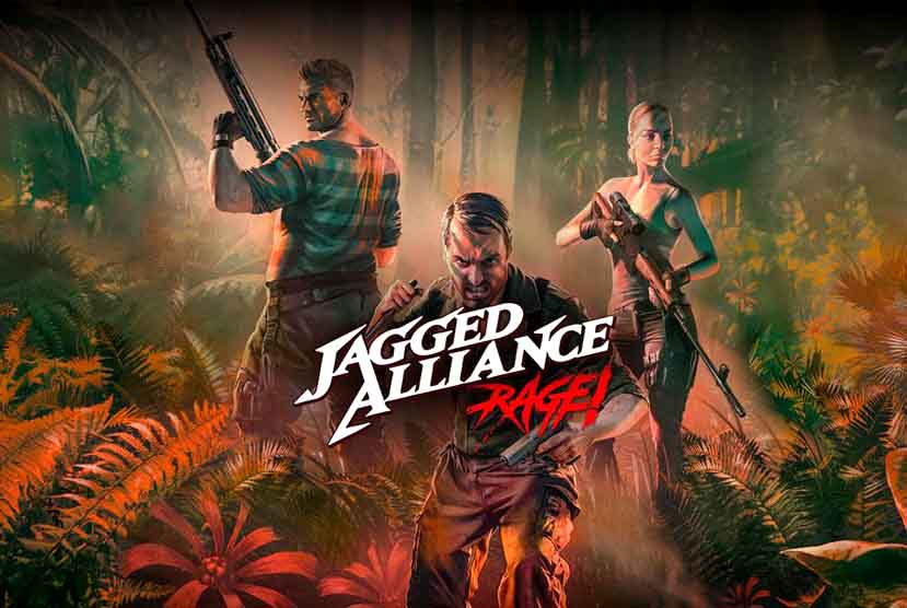 Jagged Alliance Rage Free Download Torrent Repack-Games