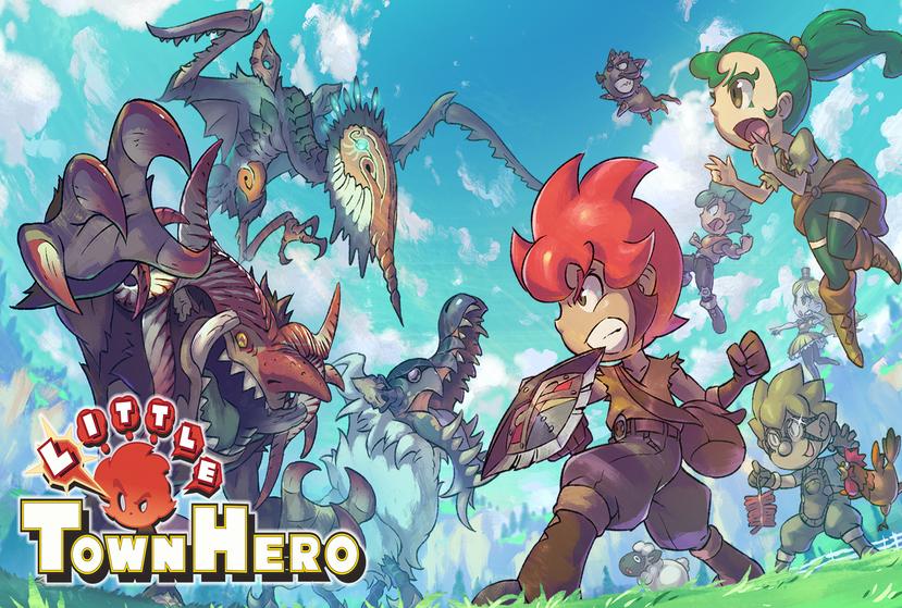 Little Town Hero Repack-Games