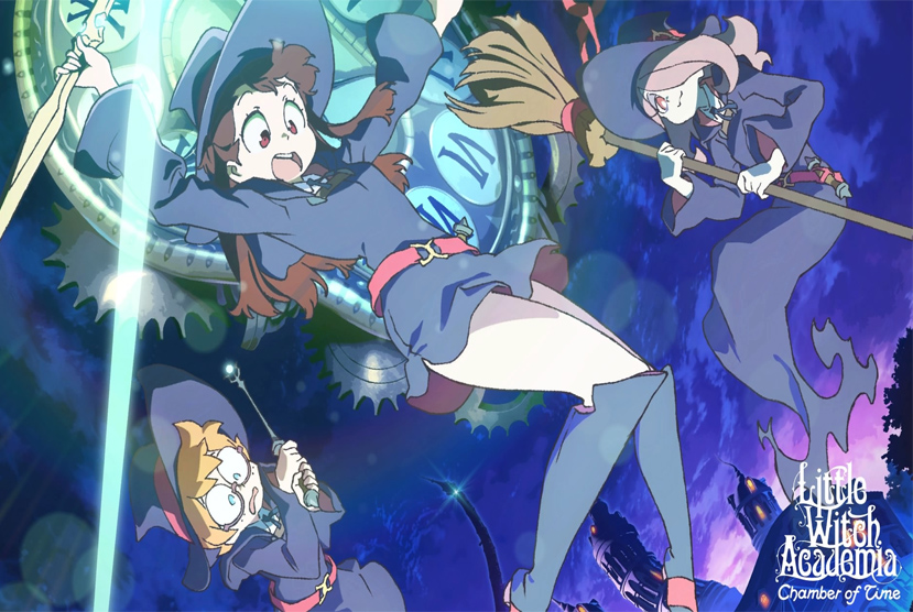 Little Witch Academia Chamber of Time Repack-Games