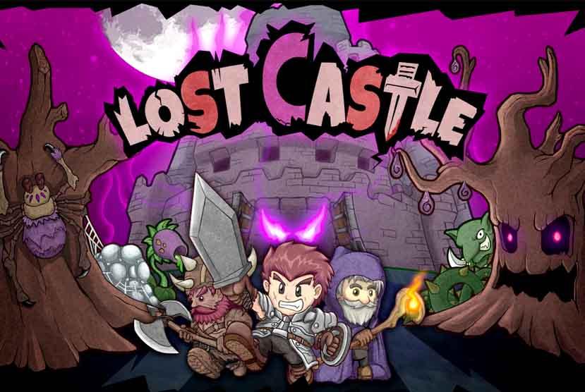 Lost Castle Free Download Torrent Repack-Games