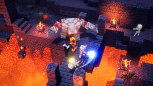 Minecraft Dungeons Free Download Repack-Games