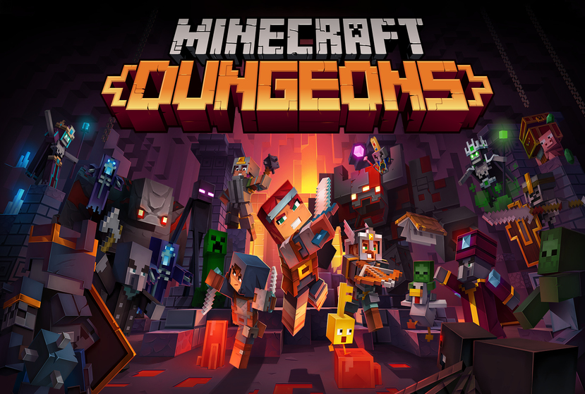 Minecraft Dungeons Repack-Games
