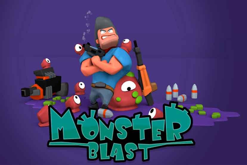 Monster Blast Free Download Torrent Repack-Games