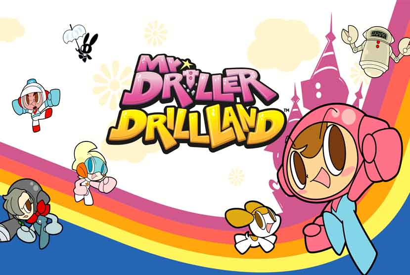 Mr DRILLER DrillLand Free Download Torrent Repack-Games