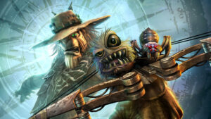 Oddworld Strangers Wrath HD Free Download Crack Repack-Games