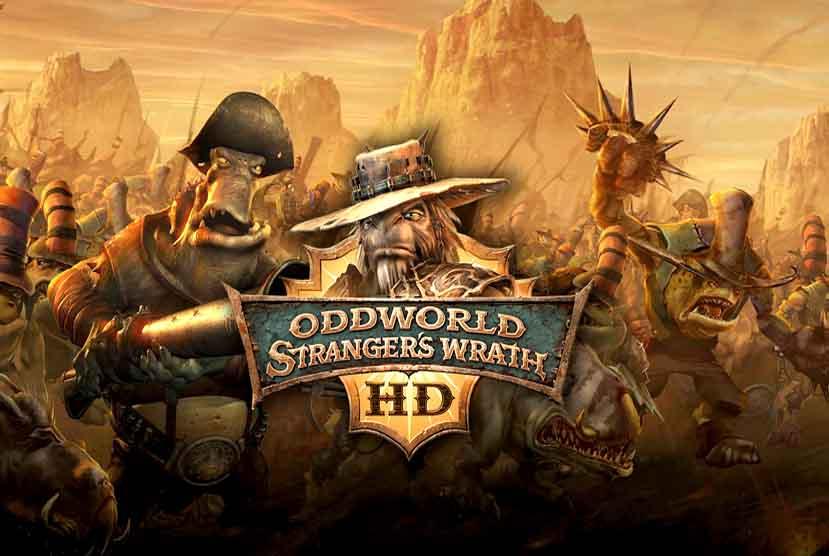 Oddworld Strangers Wrath HD Free Download Torrent Repack-Games