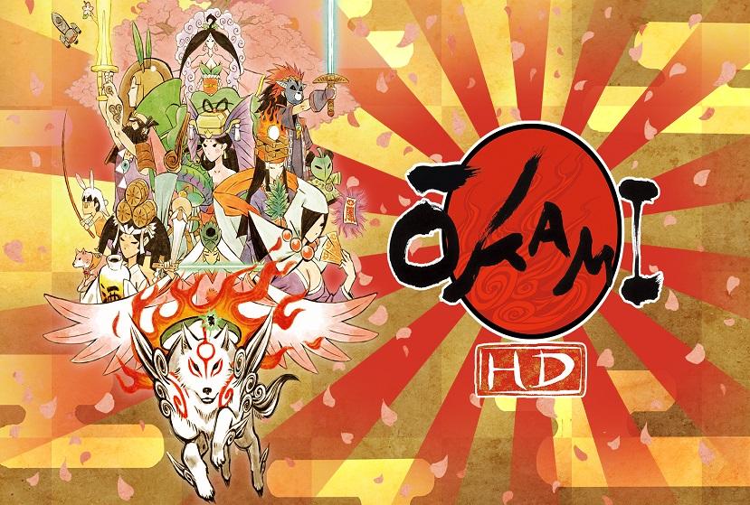 Okami HD Repack-Games