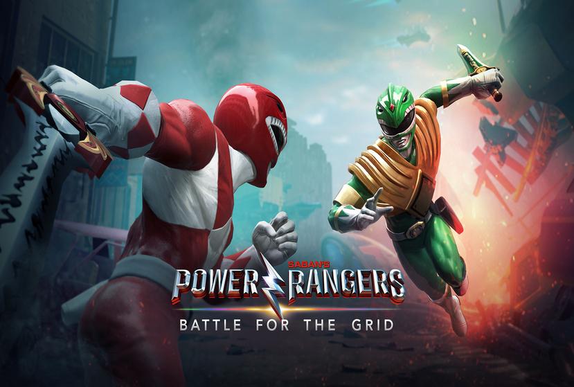 Power Rangers: Battle for the Grid Repack-Games