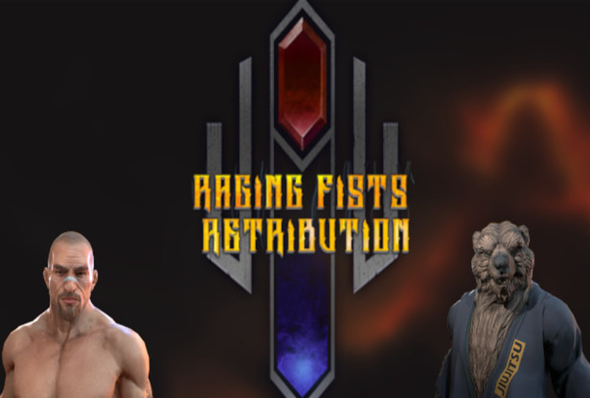 Raging Fists: Retribution Repack-Games