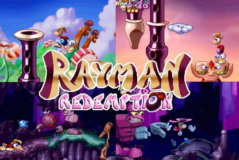 Rayman Redemption Free Download Torrent Repack-Games