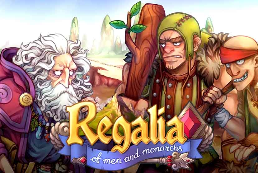 Regalia Of Men and Monarchs Free Download Torrent Repack-Games