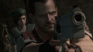 Resident Evil HD Free Download Repack-Games